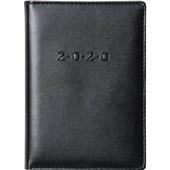 Agenda 2020 Capri 135x192mm Preta 176 FL Foroni