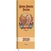 Agenda 2020 Paulista 130x360mm Preta 192 FL Foroni