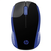 Mouse sem Fio X200 Oman Azul 1 UN HP