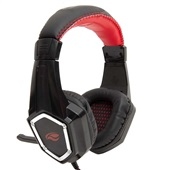 Headset Gamer com Microfone Crow PH-G100BK 1 UN C3Tech