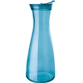 Garrafa de Vidro 900ml Azul 1 UN Euro