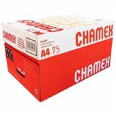 Papel Sulfite A4 Branco 210x297mm 75g CX 5000 FL Chamex