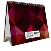 Planner Anual 2020 Abstrato 12 FL Chies