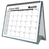Planner Anual 2020 Tropical 12 FL Chies