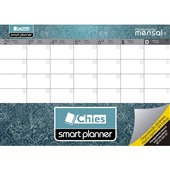 Planner Permanente Mensal Tropical A4 24 FL Chies