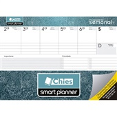 Planner Permanente Semanal Tropical A4 48 FL Chies