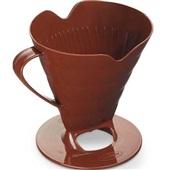 Coador de Café para Filtro N°103 Marrom 1 UN Nitron