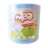 Pano Limpeza Leve 30x50cm 300m Azul 600 Panos Mr. Wipe
