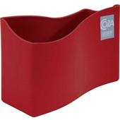 Porta Guardanapo Cozy Pequeno Vermelho 1 UN Coza