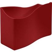 Porta Guardanapo Cozy Pequeno Vermelho Bold 1 UN Coza