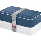 Marmita Lunch Box Fit Azul 1 UN Euro
