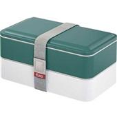 Marmita Lunch Box Fit Verde 1 UN Euro