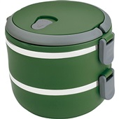 Marmita Lunch Box Verde 1 UN Euro
