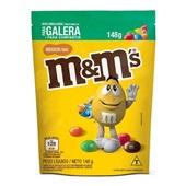 Confeito Chocolate com Amendoim 148g 1 UN M&Ms