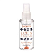Limpa Telas com Pano Screen Solution 120ml 1 UN Geonav