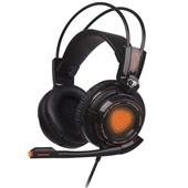 Headset Gamer Extremor 7.1 Vibration Preto HS400 1 UN OEX