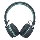 Headphone Candy Bluetooth Verde Pastel HS310 1 UN OEX