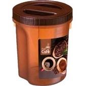 Pote de Café Acoplado com Rosca 2L 1 UN Nitron