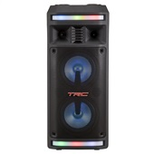Caixa de Som Amplificadora 200W Bluetooth TRC 335 1 UN TRC