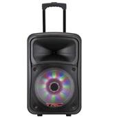 Caixa de Som Amplificadora 480W com Bluetooth TRC 536 TRC