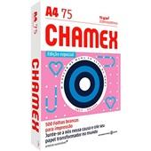 Papel Chamex Edição Especial A4 Sulfite 75g Resma de 500 Folhas