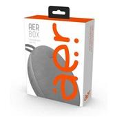 Caixa de Som Aerbox sem fio AER By Cinza 1 UN Geonav