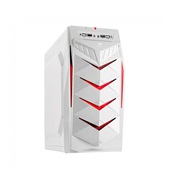Gabinete Gamer sem fonte MT-G70WH Branco C3Tech