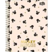 Caderno Colegial Capa Dura 80 FL Mickey B 1 UN Tilibra