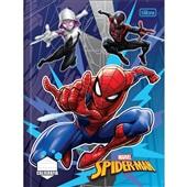 Caderno Pedagógico Caligrafia Capa Dura 40 FL Spider-Man A 1 UN Tilibra