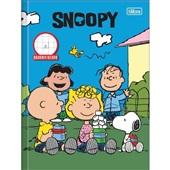 Caderno Pedagógico Quadriculado Capa Dura 40 FL Snoopy A 1 UN Tilibra