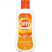 Repelente Family Loção 100ml 1 UN Off