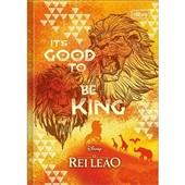 Caderno Brochura Capa Dura 1/4 80 FL O Rei Leão D 1 UN Tilibra