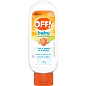Repelente Baby Gel 117ml 1 UN Off