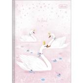 Caderno Brochura Capa Dura 1/4 80 FL Royal D 1 UN Tilibra