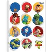 Caderno Brochurão Capa Dura Universitário 80 FL Toy Story B 1 UN Tilibra