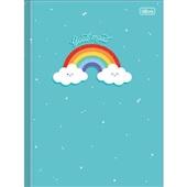 Caderno Brochurão Capa Dura Universitário 80 FL Rainbow A 1 UN Tilibra