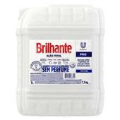 Detergente Líquido sem Perfume Ação Total 7L 1 UN Brilhante