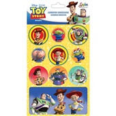 Adesivos Decorados Toy Story Tilibra