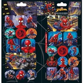 Adesivos Decorados Duplo Spider Man Grafon's Tilibra