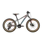 Bicicleta Grom Impact 2020 Aro 20 Azul e Vermelho Sense