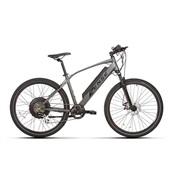 Bicicleta Elétrica Impulse E-Urban 2020 Aro 27.5 Cinza Quadro Tamanho