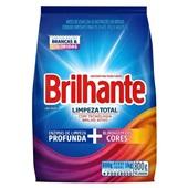 Detergente em Pó Limpeza Total 800g 1 UN Brilhante