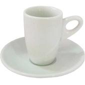 Xícara de Café com Pires Genova 80ml com 12 Peças Sam Master