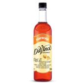 Xarope Maracujá Vermelho 750 ml Da Vinci Gourmet