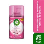 Refil Odorizador de Ambiente Flor de Cerejeira 250ml 1 UN Bom Ar