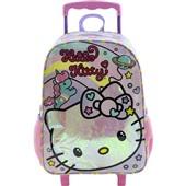 Mochila Infantil com Rodas Hello Kitty Rainbow 1 UN Xeryus