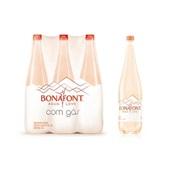 Água Mineral com Gás 1,36L PT 6 UN Bonafont