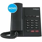 Telefone com Fio IP TIP 120I Preto Intelbras