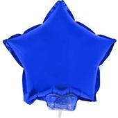 Balão Estrela com Vareta N°11 Azul 1 UN Funny Fashion
