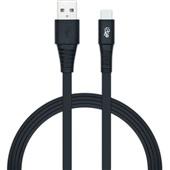 Cabo Micro USB 1,2m Preto 1 UN i2GO